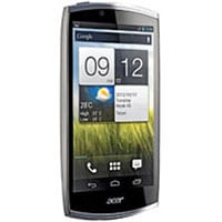 Acer CloudMobile S500 Mobile Phone Repair