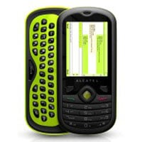 Alcatel OT-606 One Touch CHAT Mobile Phone Repair