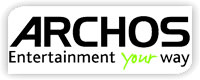 repair service for Archos damaged screens, battery replacements, charging repair, liquid damage, software issues and more