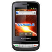Icemobile Sol II Mobile Phone Repair