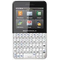 Motorola EX119 Mobile Phone Repair