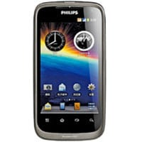 Philips W632 Mobile Phone Repair