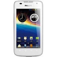 Philips W6350 Mobile Phone Repair