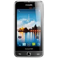 Philips W736 Mobile Phone Repair