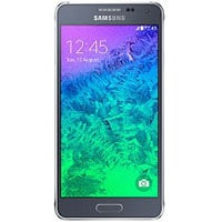 Samsung Galaxy Alpha (S801) Mobile Phone Repair
