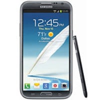 Samsung Galaxy Note II CDMA Mobile Phone Repair
