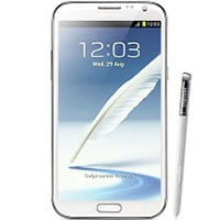 Samsung Galaxy Note II N7100 Mobile Phone Repair
