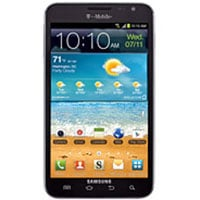 Samsung Galaxy Note T879 Mobile Phone Repair