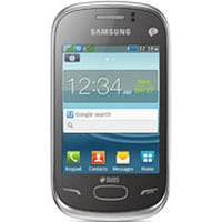 Samsung Rex 70 S3802 Mobile Phone Repair