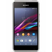Sony Xperia E1 dual WIFI Repair