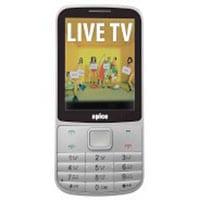 Spice M-5400 Boss TV Mobile Phone Repair