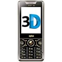 Spice M-67 3D Mobile Phone Repair